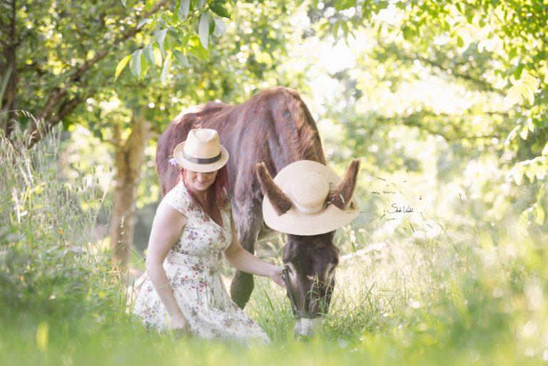 Eselfotoshooting   Blogbeitrag über die Angst   Pferdefotografie   Sarah Koutnik   München