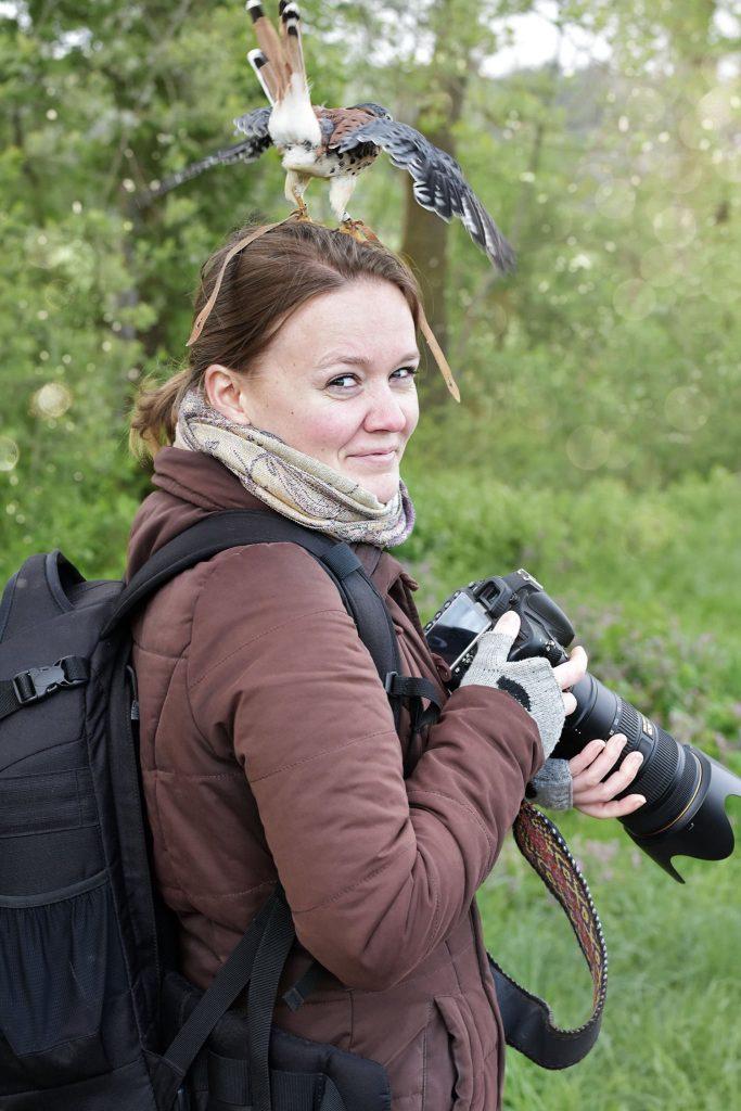 Sarah Koutnik Fotografie | Hinter den Kulissen