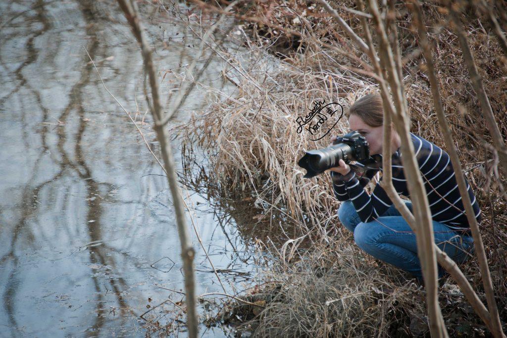 Sarah Koutnik Fotografie | Bei der Arbeit
