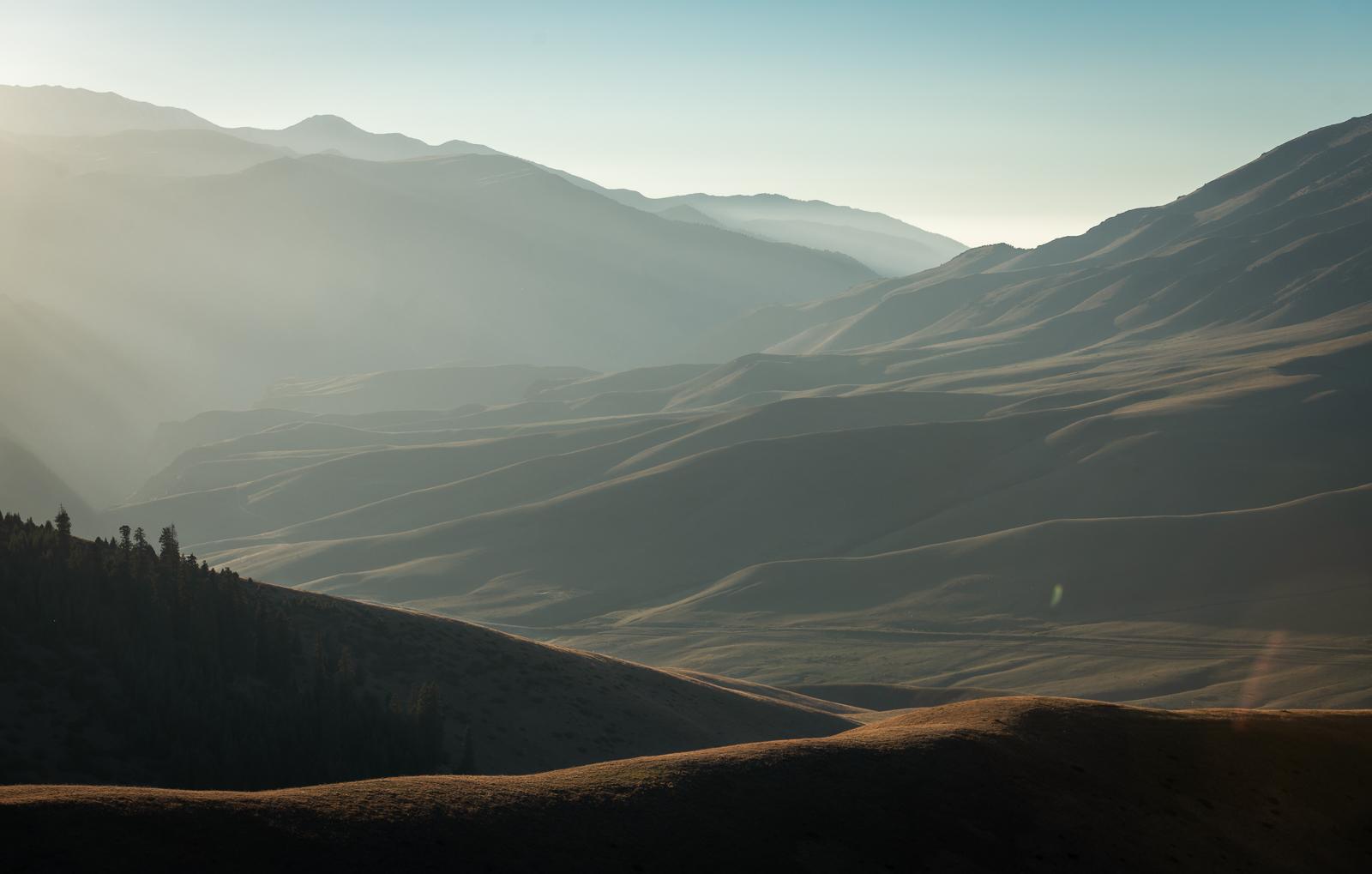 Assy Plateau Ausblick | Die Weite Kasachstans | Sarah Koutnik Fotografie